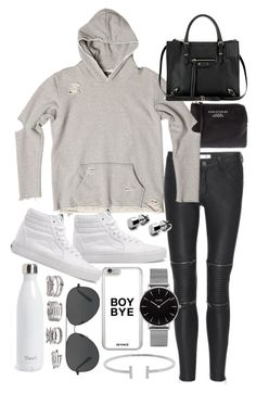 """Untitled #20106"" by florencia95 ❤ liked on Polyvore featuring Acne Studios, Anine Bing, Balenciaga, Vans, Topshop, S'well, Michael Kors, Forever 21 and Humble Chic"