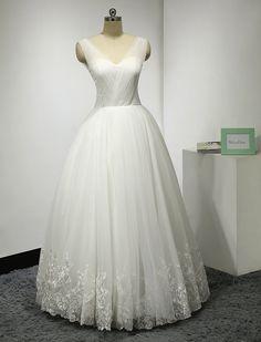 Bodice Ball Gown,V Neck Prom Dress,Illusion Prom Dress,Fashion Bridal Dress,Sexy Party Dress, 2017 New Evening Dress