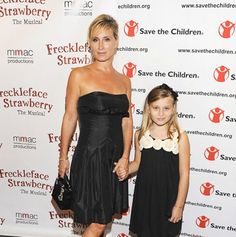 Sonja-Tremont Morgan and her daughter Quincy Morgan