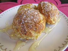 Coconut Flour Aebleskivers @Simply Living Healthy