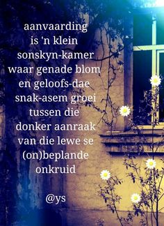 Afrikaanse Quotes, Happy Birthday Fun, Armor Of God, Poetry, Bible, Positivity, Motivation, Words, Christianity