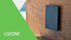 Auf der Suche nach einem ästhetischen, leicht bedienbaren Taster für Ihr Smart Home? Der Touch Pure von Loxone bietet extravagantes Design & durchdachtes Bedienkonzept! #smarthome #loxone #touchpure #touch #modernliving #design #homeideas Smart Home, Secret Storage, Planer, 3d Printer, Ipad, Dead Space, Design, Printing, Ring