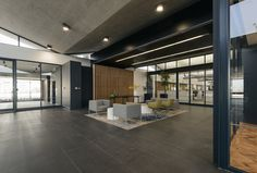 Gallery of Lion Match Office Park / Dean Jay Architects - 3