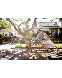 bicycle built for two.