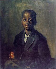 Robert Henri: Portrait of Willie Gee. 1904