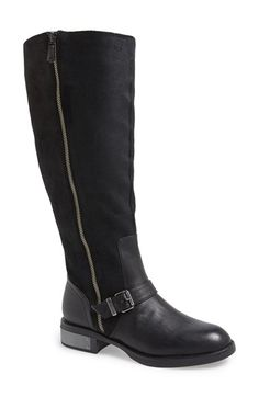 Circus by Sam Edelman 'Rider' Moto Boot (Women) available at #Nordstrom