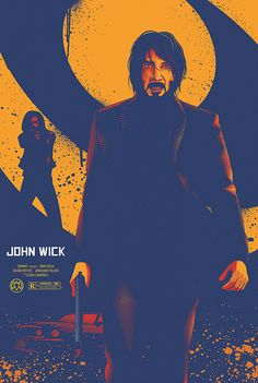 "Şu @Behance projesine göz atın: ""John Wick Movie Poster"" https://www.behance.net/gallery/22101831/John-Wick-Movie-Poster"