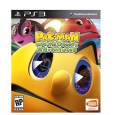 NAMCO 11103  PACMAN and the Ghostly Adventures ActionAdventure Game  Bluray Disc  PlayStation 3 -- Click image to review more details.