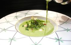 Vegetable stock at Le Grand Véfour, Paris, FR by our Chef Guy Martin.