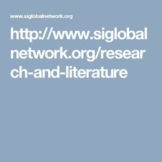 http://www.siglobalnetwork.org/research-and-literature