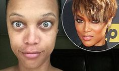 The 41-year-old America's Next Top Model host posted the selfie as she mused about the nature of honesty in beauty. Her fans supported her effort as the snap had 49,500 likes within an hour.