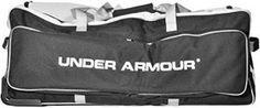 Catcher gear wheeled bag