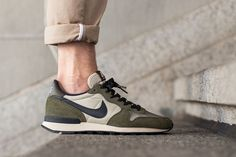"Nike Internationalist ""Dark Loden"" - EU Kicks: Sneaker Magazine"