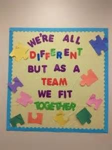 puzzle piece bulletin boards - - Yahoo Image Search Results
