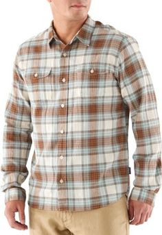 Men's Patagonia Plaid shirt