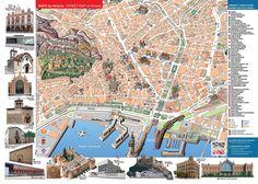 Plano Ciudad de Almería  Plano 2014 anverso  http://www.almeriatourism.com