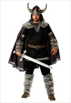 [Mens Halloween Costumes] InCharacter Costumes Men's Plus Size Viking Warrior Costume, Black/Gold, XXX-Large ** Visit the image link more details. Plus Size Adult Halloween Costumes, Plus Size Costume, Halloween Fancy Dress, Adult Costumes, Cosplay Costumes, Halloween Ideas, Viking Halloween Costume, Knight Halloween, Hallowen Party