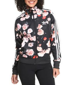 adidas flower sweater
