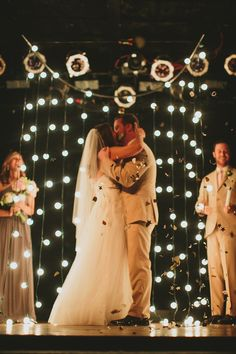 Haley + Brayden // Chicago Bottom Lounge Wedding » Abbey Moore Photography