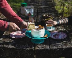 Täytekakku ilman sokeria - ku ite tekee Stevia, Chocolate Fondue, Desserts, Food, Tailgate Desserts, Deserts, Essen, Postres, Meals