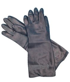 Neoprene glove with embossed grip Heat protection up to 185°F (85°C) Cotton-flocked lining For use when handling strong chemicals Sold by the pair Available in M & L sizes
