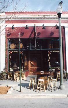 The Brick Store (Decatur, GA) - It's about the beer.