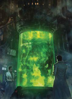 "#Hulk #Fan #Art. (The Return Of Hulk/Wolverine For ""Make Mine Marvel"", Teased) By: Axel Alonso. ÅWESOMENESS!!!™ ÅÅÅ+(YES, YOU READ IT CORRECTLY: HULK-WOLVERINE)"