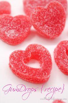 Gumdrops {recipe}: great for Valentine's Day | http://www.amittenfullofsavings.com/gumdrops-recipe/