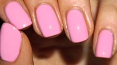 How to paint your nails PERFECTLY!!! (every time)