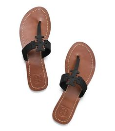 Moore Flat Thong Sandal  If Santa loves me....
