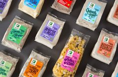 Biofood | Amore Packaging Design & Brand Identity