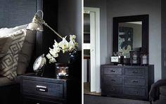 Dresser As Nightstand, Foyer, Bedrooms, Interior Design, Inspiration, Interiors, Decorating, Furniture, Home Decor