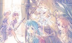Fire Emblem 4, Odin Sphere, Character Inspiration, Kawaii, Draw, Fantasy, Emoji, Video Games, Anime