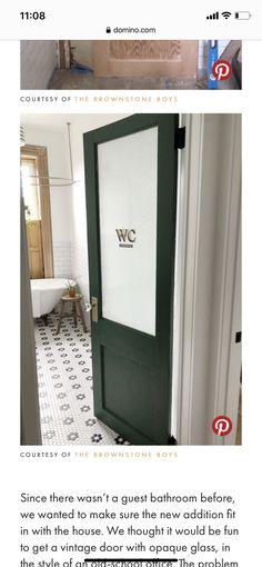Doors, Mirror, Bathroom, Glass, Fun, House, Furniture, Home Decor, Bath Room