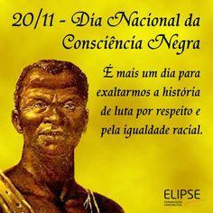 20/11 - Dia Nacional da Consciência Negra