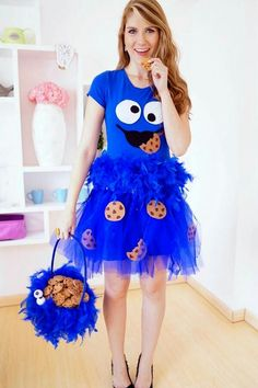 Cooles Kleid  Echt lustig