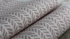MOTTRAM MEADOW HERRINGBONE PRINT