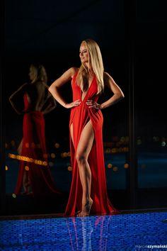 Suknia wieczorowa LOVE Dostępna w wielu wariantach kolorystycznych. www.poqash.pl