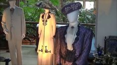 Dressing Downton Abbey Costumes in Biltmore House