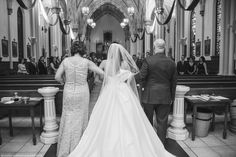 Manifesto - Example of ceremony pics (back of dress/train, groom's expression, bride's expression, and fun exit pictures! Art Gallery Of Windsor, Windsor Ontario, Engagement Session, Love Story, One Shoulder Wedding Dress, Photographers, Groom, Train, Bride