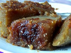 Sweet Potato Pone (not bread!) Recipe