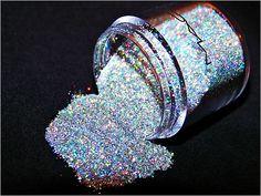 When in doubt, add glitter!