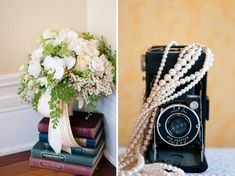 Simple & Elegant bouquet // photo by Martha Swann Photography