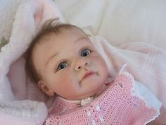 SON KISSED KIDS Reborn Baby Doll Annalise