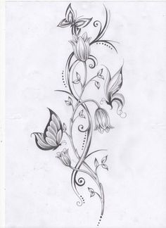 vine tattoo - Google Search