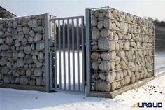 ворота из габионов - Поиск в Google