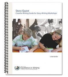 Story Quest | Institute for Excellence in Writing--Maybe later for HEP