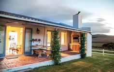 Farm stays in South Africa - Getaway Magazine Places Worth Visiting, Converted Barn, Farm Stay, Farm Houses, House Building, Afrikaans, Patio Design, Weekend Getaways, Interior Styling