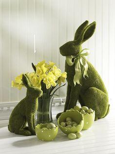 Moss Bunnies