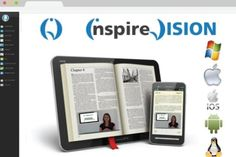 The online magazines and presentations that you create with InspireVision are full-screen, reside on the cloud, and run everywhere - on desktops, laptops, palmtops, tablets and smartphones, whether you have Mac, Windows, Linux, iOS or Android. They're integrated into your website, which you brand and customize to your needs.